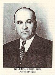 Kolë Kamsi (1885-1960)