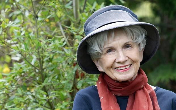 Alice Munro - Nobeli i Letërsisë 2013