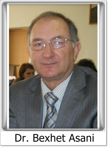 Dr. Bexhet Asani