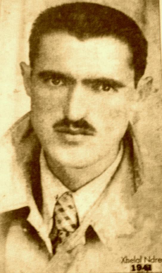 Xhelal Ndreu (1910-1988)