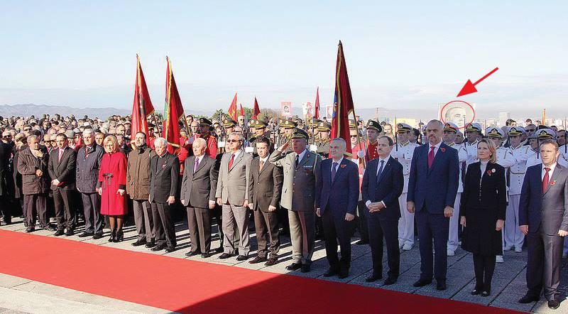 29 nëntor 2013, Tiranë