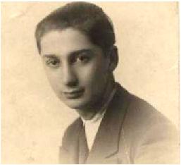 Injac Zamputti - në moshë të re