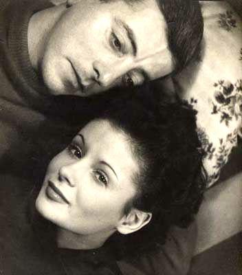 Jacques Prevert & Jacqueline Laurent - Paris 1937