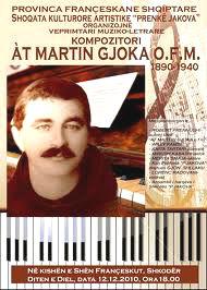 Në përkujtim të At Martin Gjokës