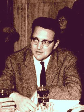 Dr. Martin Camaj (1927-1992)