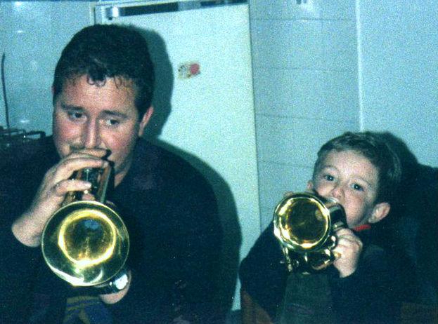 Tromba - në tre breza të Familjes Çurçija