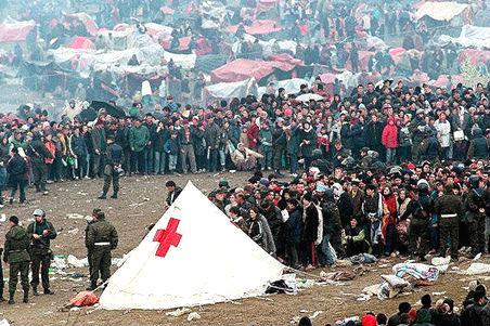 Genocid mbi nji popull të pambrojtur...