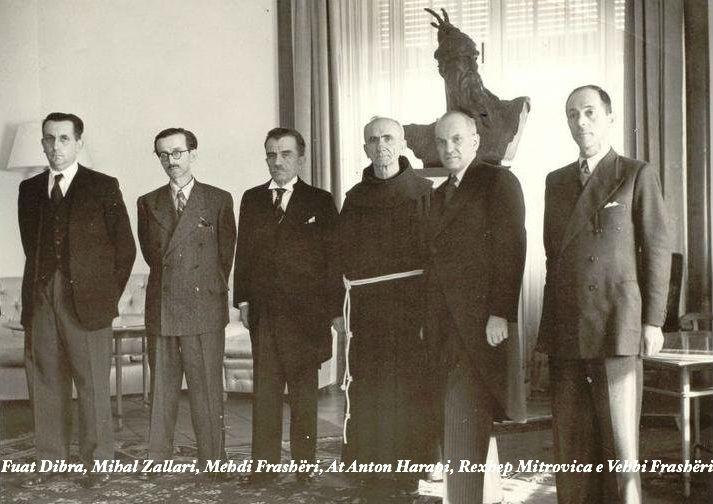 Këshilli i Regjencës 1944
