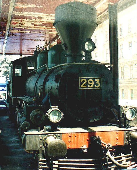 Lokomotiva që shoqëroi Leninin