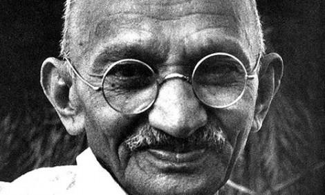 Mahatma Gand'hi (1869-1948)