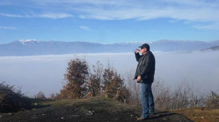 Mondi - Variant jete mbi mjegull