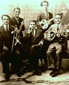 Orkestër shkodrane në '42
