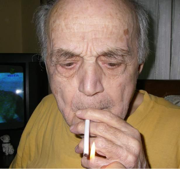 Profesor Pashko Gjeçi 2008 (ndër fotot e fundit)