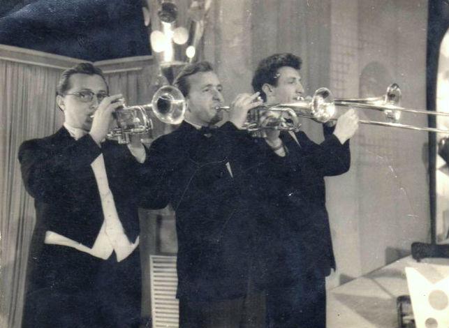 Gaspër Çurçia - Trio frymore