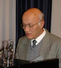 Prof. Kolec Topalli
