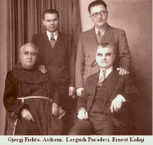 Fishta - Asdreni - Koliqi - Lasgushi