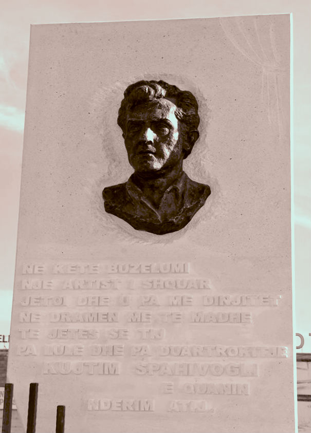 Memoriali i Kujtim Spahivoglit