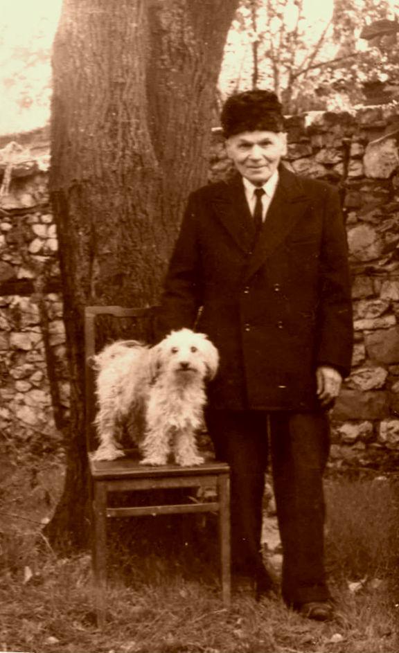 Lasgush Poradeci dhe Cuci i tij...