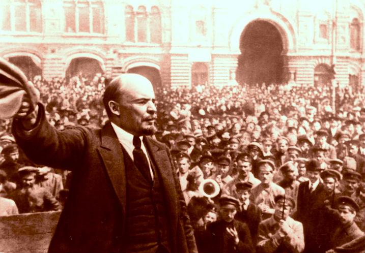 Vladimir Iliç Lenin (1870-1921)
