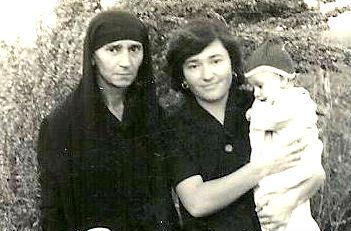 Sulltana, e bija Fatmira dhe nipi - Saver 1966