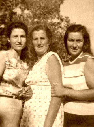 Bajame Çeliku, Vitore Radi, Angjelina Pervizi - Savër 1977