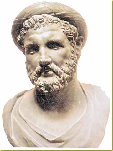Busti i Pitagores (570-495 p.K.)