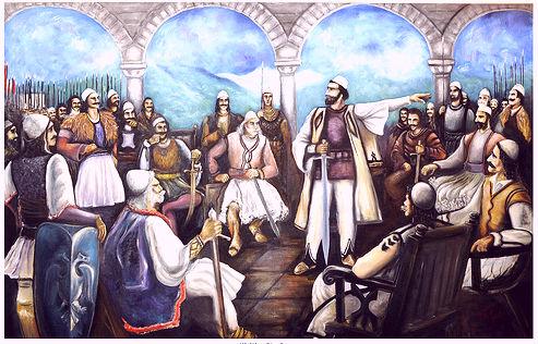 Kuvendi i Lezhës - 2 mars 1444