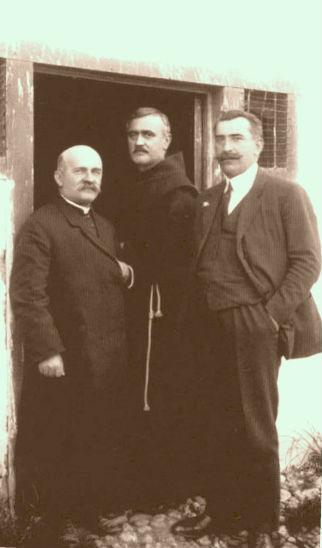 Mjeda - Fishta - Gurakuqi 1908