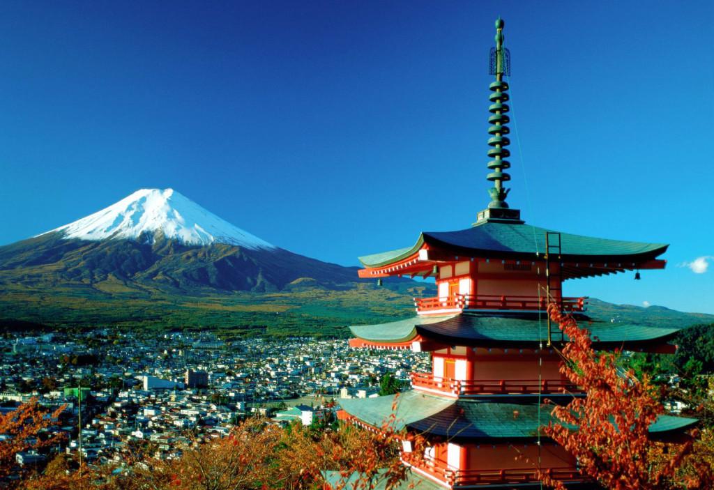 Peisazh japonez