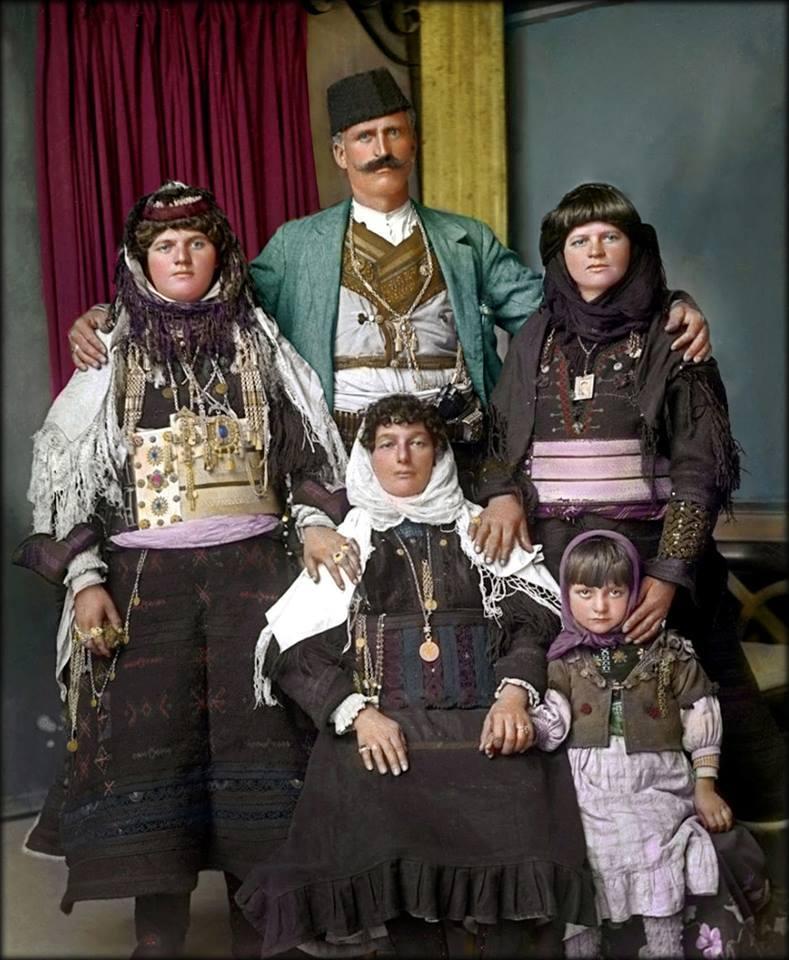 Prek Cali dhe familja e tij
