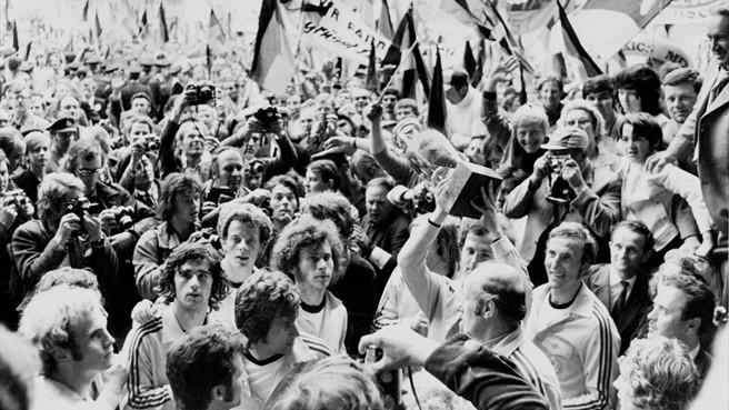 Uli Henes dhe Gjermania Kampione 1974
