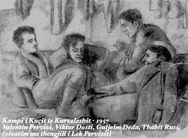 Kampi i Kuçit i Kurveleshit - 1957