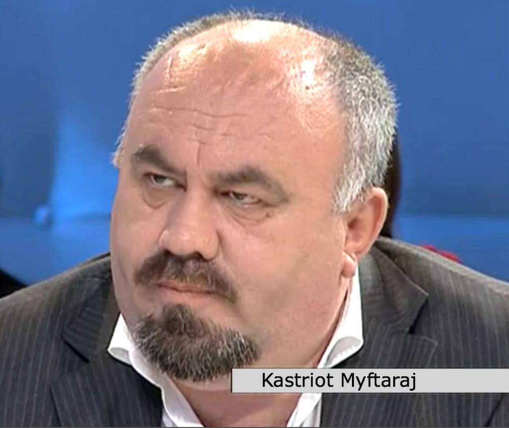 Kastriot Myftaraj