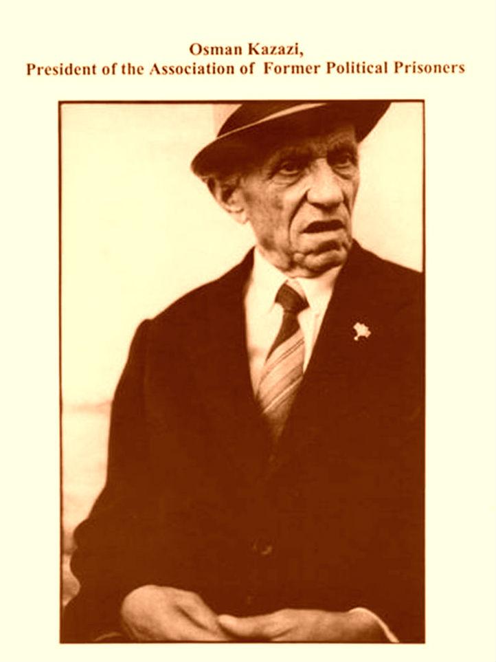 Osman Kazazi (1917-1999)