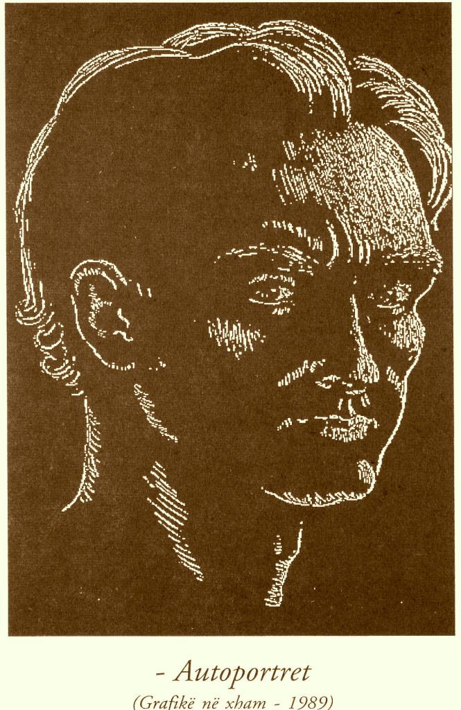 Lek Pervizi - Autoportret