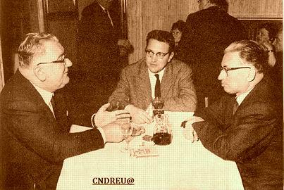 Ernest Koliqi, Martin Camaj e Krist Maloku