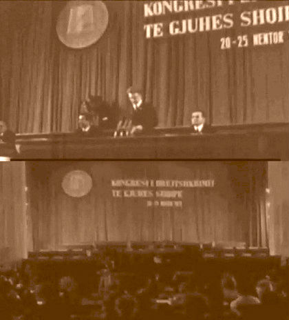 Kongresi i Drejtshkrimit - Tiranë 20-25 Nëntor-1972