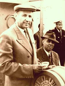Mehmet Shehu & Enver Hoxha