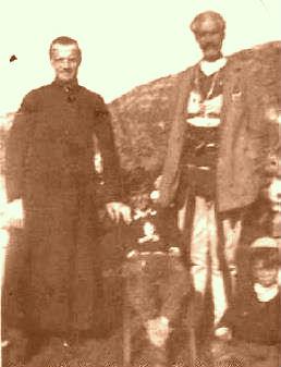 Prek Cali dhe Dom Nikoll Gazulli