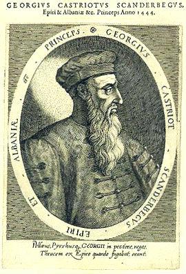 Gjergj Kastrioti (1405-1468)