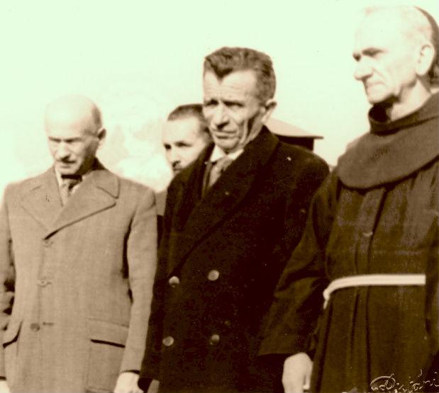 Lef Nosi - Mehdi Frashëri - Pater Anton Harapi