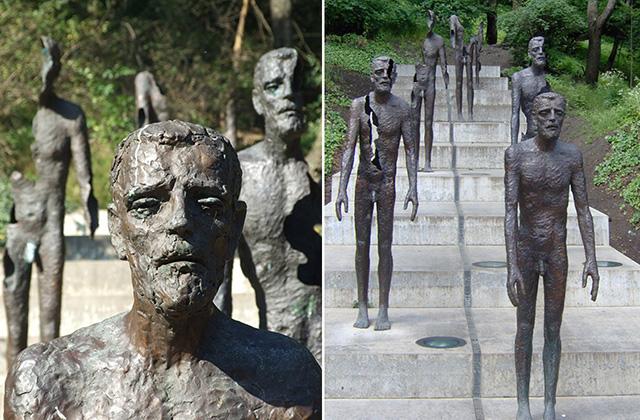 Memorial i viktimave të Komunizmit në Pragë