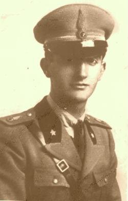 Valentin Pervizi  - oficeri akademist, i dënuari i përjetshëm