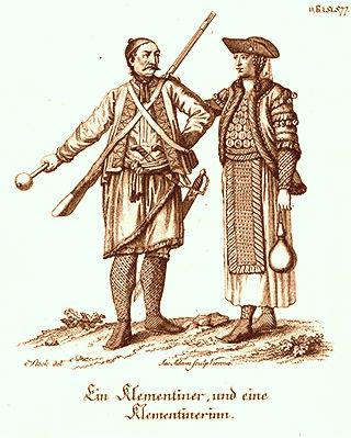 Burrë dhe grua kelmendase
