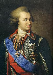 Princ Gregorij Potjomkin