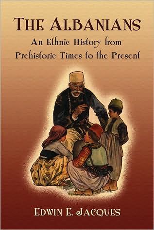 "Libri i Edwin Jacques ""The Albanians"""