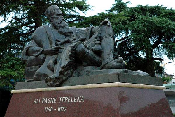 Monumenti i Ali Pashës në Tepelenë