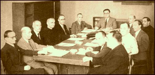 Vangjel Koça në Instituti i Studimeve Shqiptare