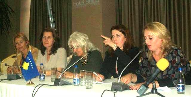 Gruaja shqiptare...