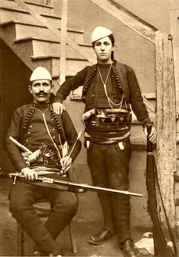 Shota dhe Azem Galica